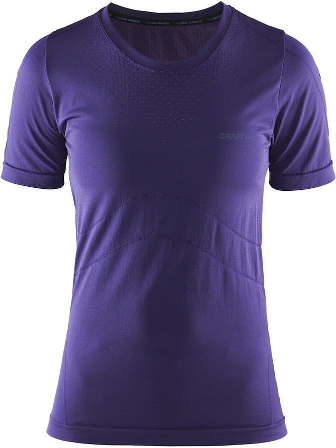 Craft Womens Cool Seamless Short Sleeve Cycling Jersey