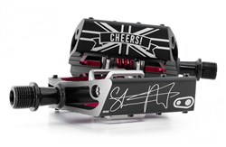 Image of Crank Brothers Steve Peat Signature Mallet DH MTB Pedals