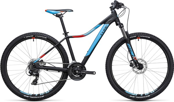 "Image of Cube Access WLS Disc 27.5"" Womens  2017 Mountain Bike"