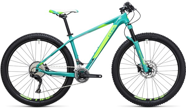 Image of Cube Access WLS GTC Pro 29er Womens 2017 Mountain Bike