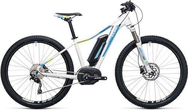 "Image of Cube Access WLS Hybrid Pro 500 27.5"" Womens  2017 Electric Bike"