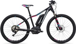 "Image of Cube Access WLS Hybrid Race 500 27.5"" Womens  2017 Electric Bike"