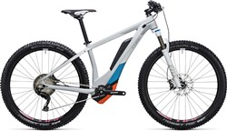 "Image of Cube Access WLS Hybrid SL 500 27.5"" Womens  2017 Electric Bike"