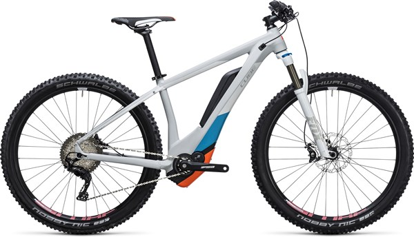 Image of Cube Access WLS Hybrid SL 500 29er Womens 2017 Electric Bike