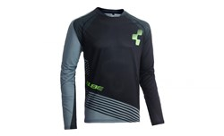 Image of Cube Action Roundneck Essential Long Sleeve Cycling Jersey