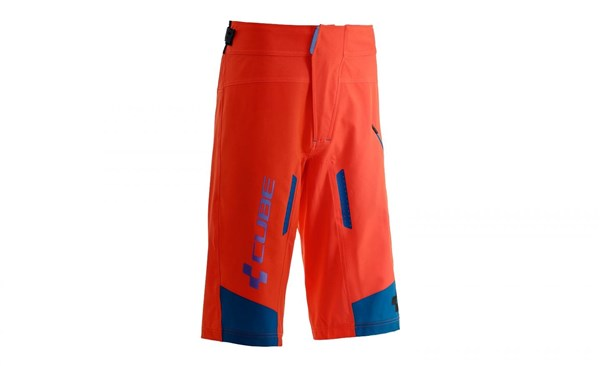 Image of Cube Action Signature Baggy Cycling Shorts