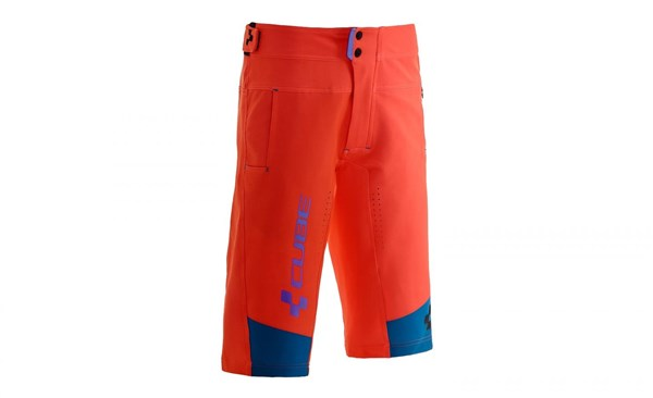 Image of Cube Action Team Baggy Cycling Shorts
