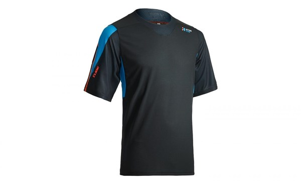 Image of Cube Action Team Roundneck Short Sleeve Cycling Jersey