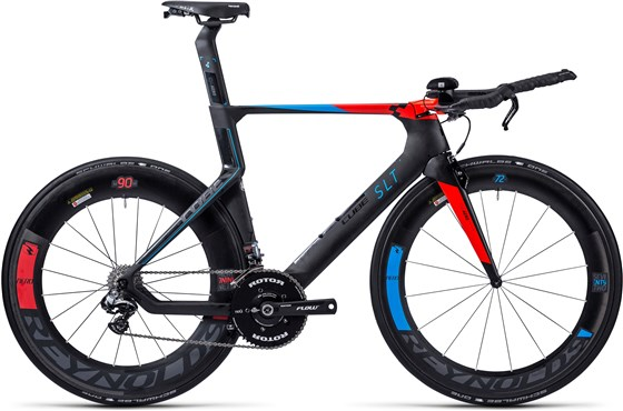 2016 Cube Aerium C:62 SLT Triathlon Bike