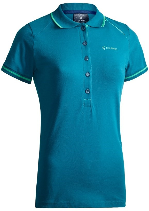 Cube After Race Series Classic WLS Womens Polo Shirt