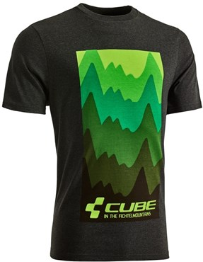Image of Cube After Race Series Fichtelmountains T-Shirt