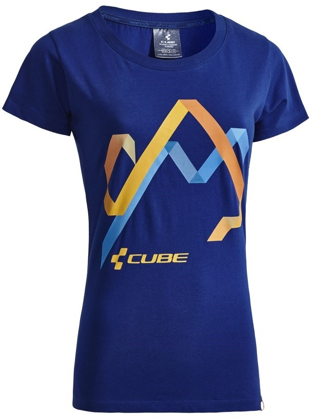 Cube After Race Series Hills WLS Womens T-Shirt