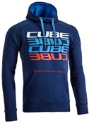 Image of Cube After Race Series Mirrored Letters Hoody