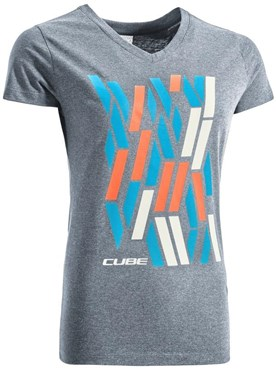 Image of Cube Aftter Race Series Team WLS Womens T-Shirt