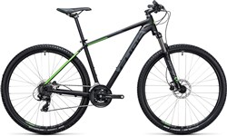 "Image of Cube Aim Pro 27.5""  2017 Mountain Bike"