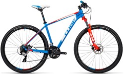"Image of Cube Aim Pro 29 - Ex Display - 23"" 2016 Mountain Bike"