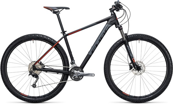 "Image of Cube Aim Sl 27.5""  2017 Mountain Bike"