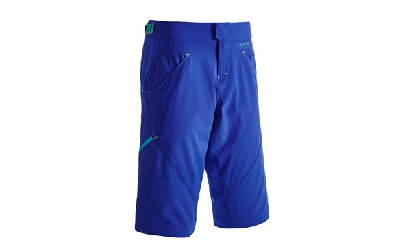 Image of Cube All Mountain Baggy Cycling Shorts With Inner Shorts