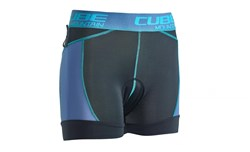 Image of Cube All Mountain WLS Womens Cycling Inner Hot Pants