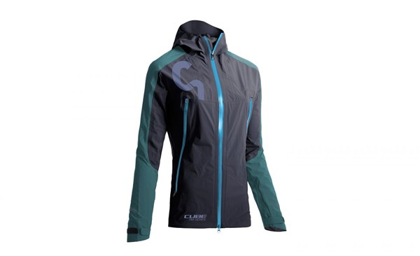 Image of Cube All Mountain WLS Womens Cycling Rain Jacket