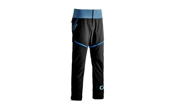 Image of Cube All Mountain Zip Off Cycling Pants