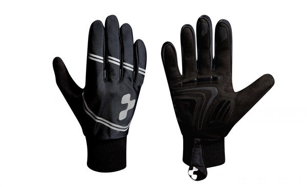 Image of Cube All Season Natural Fit Long Finger Cycling Gloves