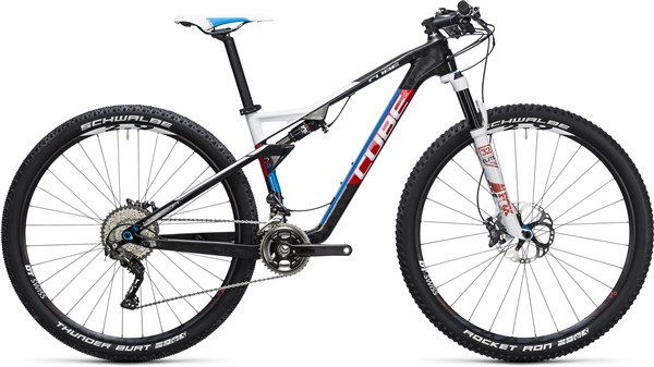 Image of Cube Ams 100 C:68 SL 29er  2017 Mountain Bike
