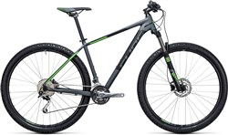 Image of Cube Analog 29er  2017 Mountain Bike