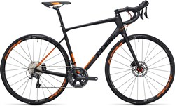 Image of Cube Attain GTC SL Disc  2017 Road Bike