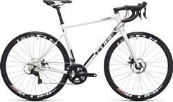 Image of Cube Attain Pro Disc  2017 Road Bike