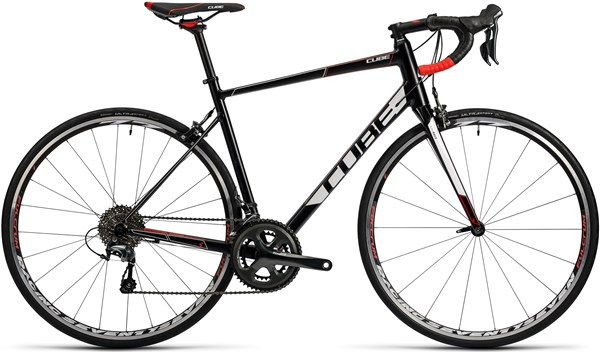Image of Cube Attain Race 2016 Road Bike