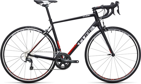 Image of Cube Attain Race  2017 Road Bike