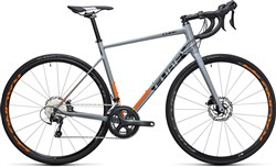 Image of Cube Attain Race Disc  2017 Road Bike