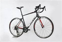 Image of Cube Attain Race - Ex Display - 53cm 2017 Road Bike