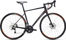Image of Cube Attain SL Disc 2017 Road Bike