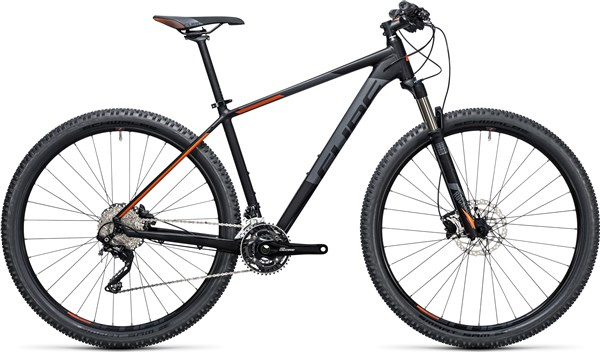 Image of Cube Attention Sl 29er  2017 Mountain Bike