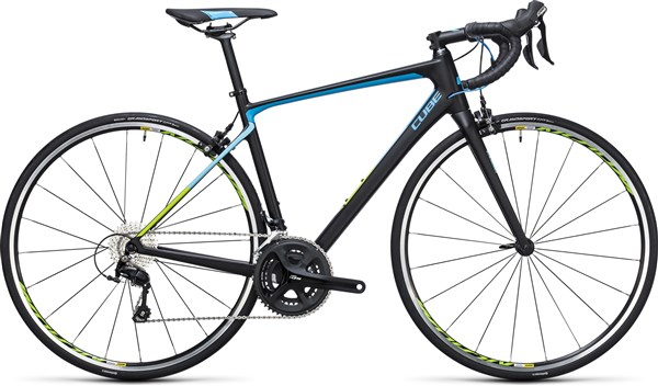Image of Cube Axial WLS GTC Pro 28 Womens  2017 Road Bike