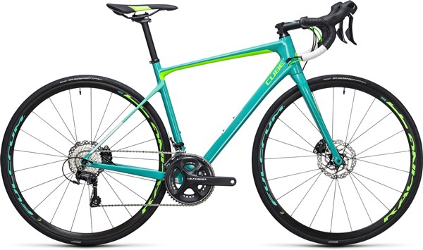 Image of Cube Axial WLS GTC SL Disc 28 Womens  2017 Road Bike