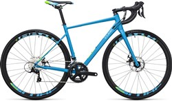 Image of Cube Axial WLS Pro Disc 28 Womens  2017 Road Bike