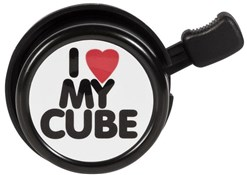 Image of Cube Bell - I Love My Cube