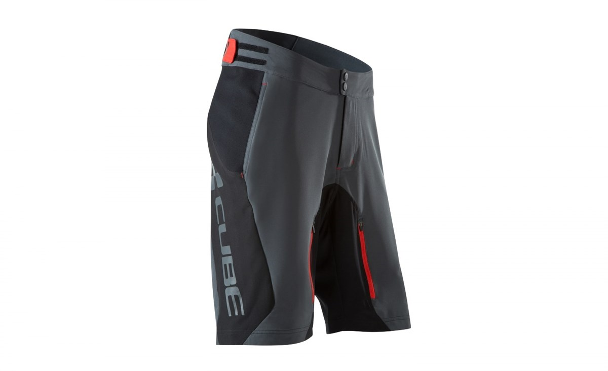 Cube Blackline Baggy Cycling Shorts
