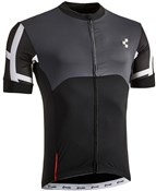 Image of Cube Blackline Short Sleeve Cycling Jersey