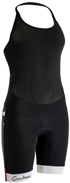 Image of Cube Blackline WLS Womens Cycling Bib Shorts
