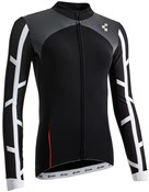 Image of Cube Blackline WLS Womens Long Sleeve Cycling Jersey
