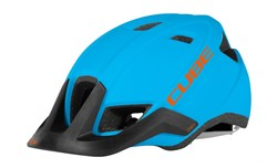 Image of Cube CMPT MTB Cycling Helmet 2017