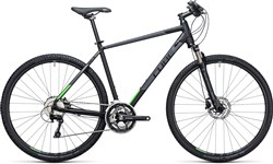 Image of Cube Cross 28  2017 Hybrid Bike
