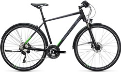 Image of Cube Cross Allroad  2017 Hybrid Bike