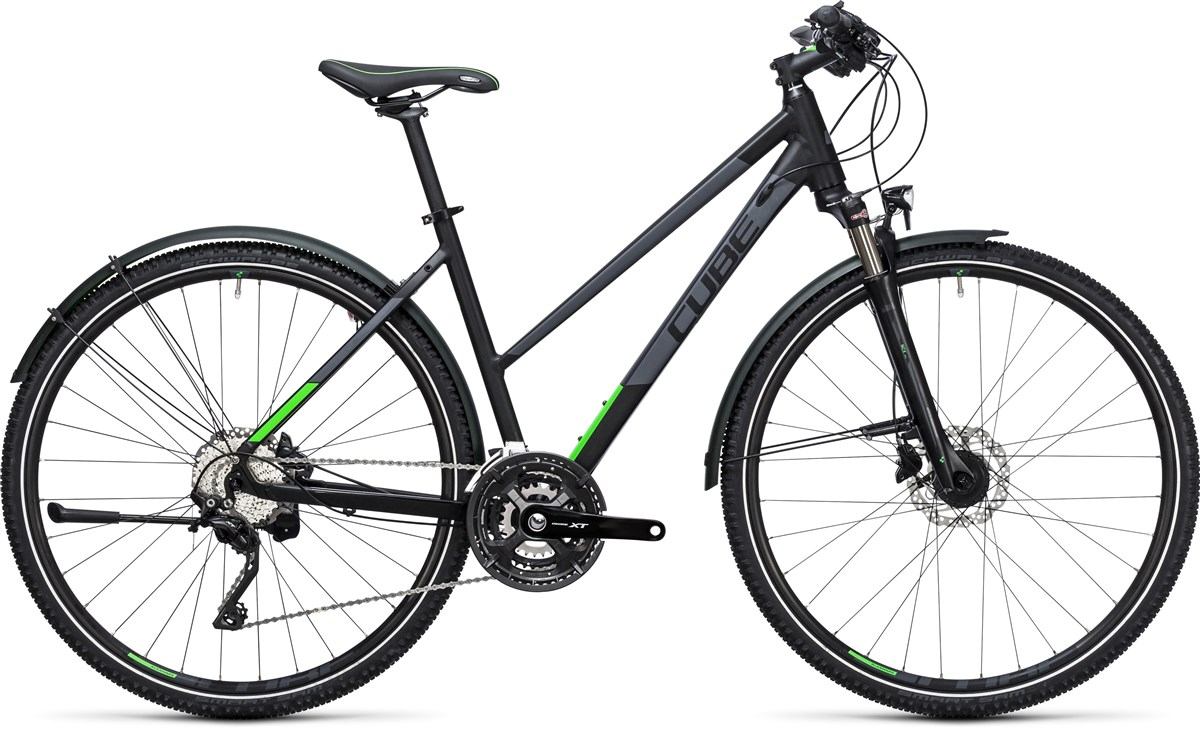 Cube Cross Allroad 28 Trapeze  2017 Hybrid Bike