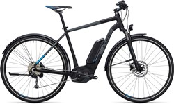 Image of Cube Cross Hybrid Pro Allroad 400  2017 Electric Hybrid Bike