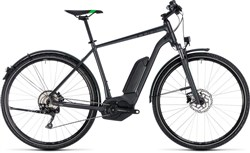 Image of Cube Cross Hybrid Pro Allroad 400 2018 Electric Hybrid Bike